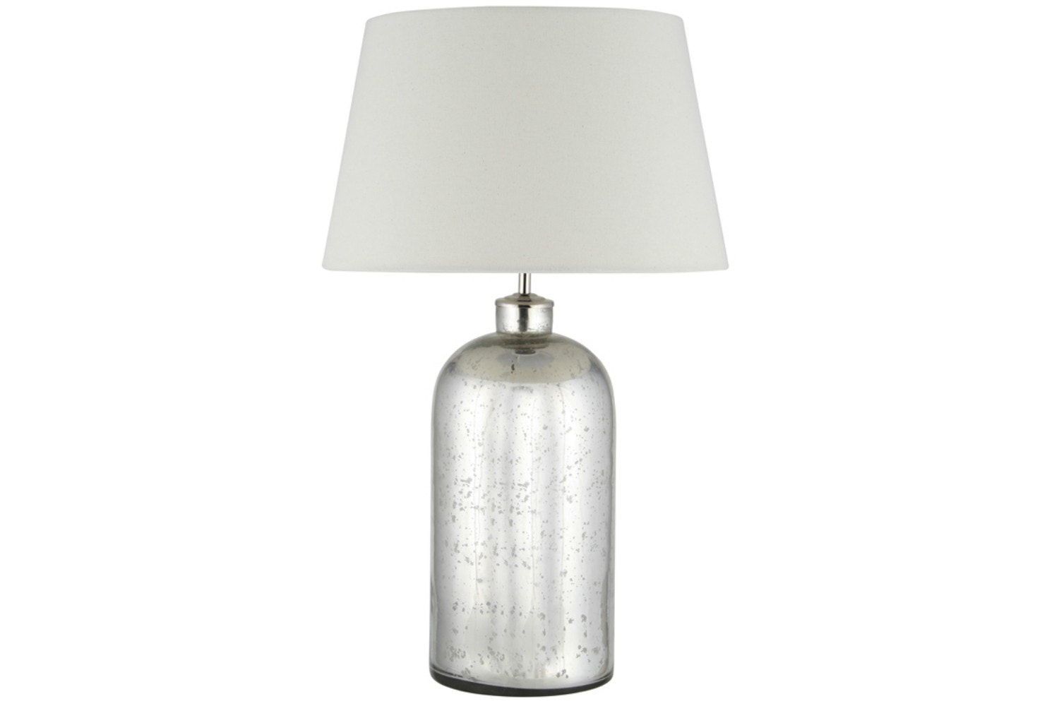 Mercury Glass Table Lamp