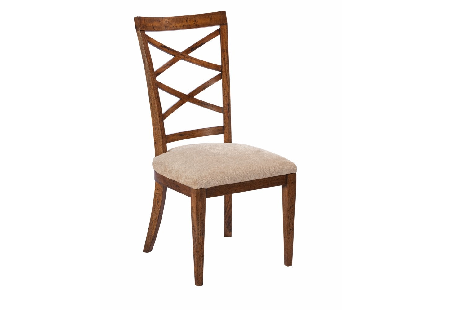 Mango Creek Upholstered Biedermeier Dining Chair