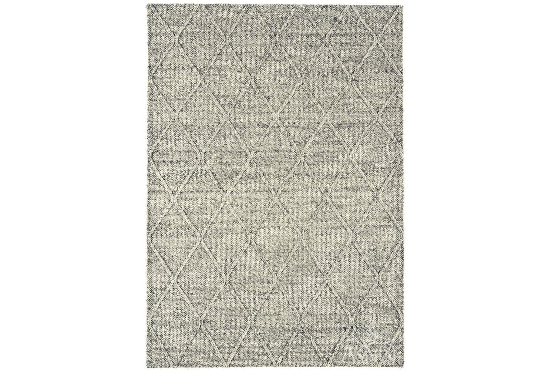 Katherine Carnaby Rug Coast Diamond | Grey