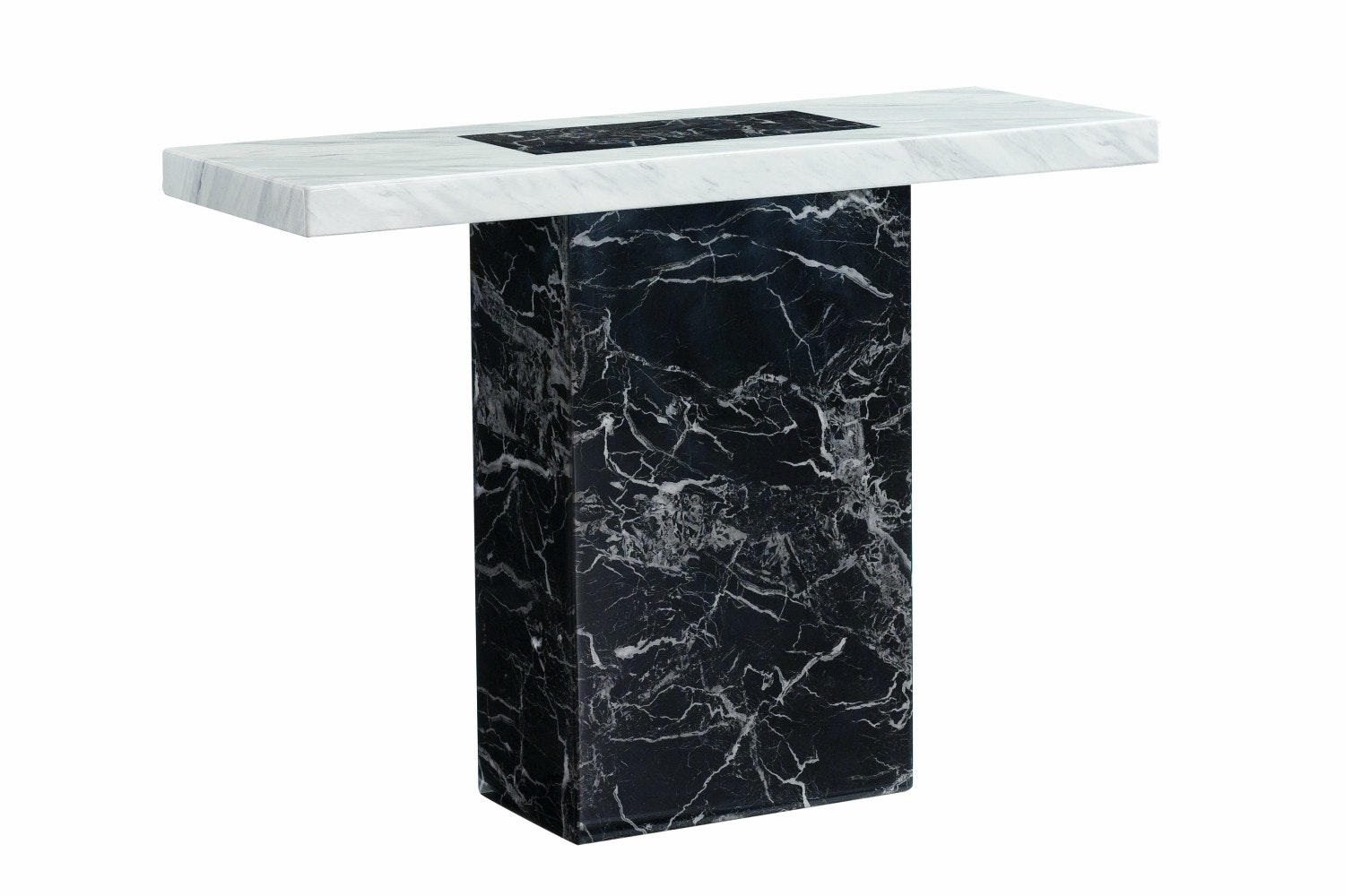 Strasbourg Console Table | Black & White