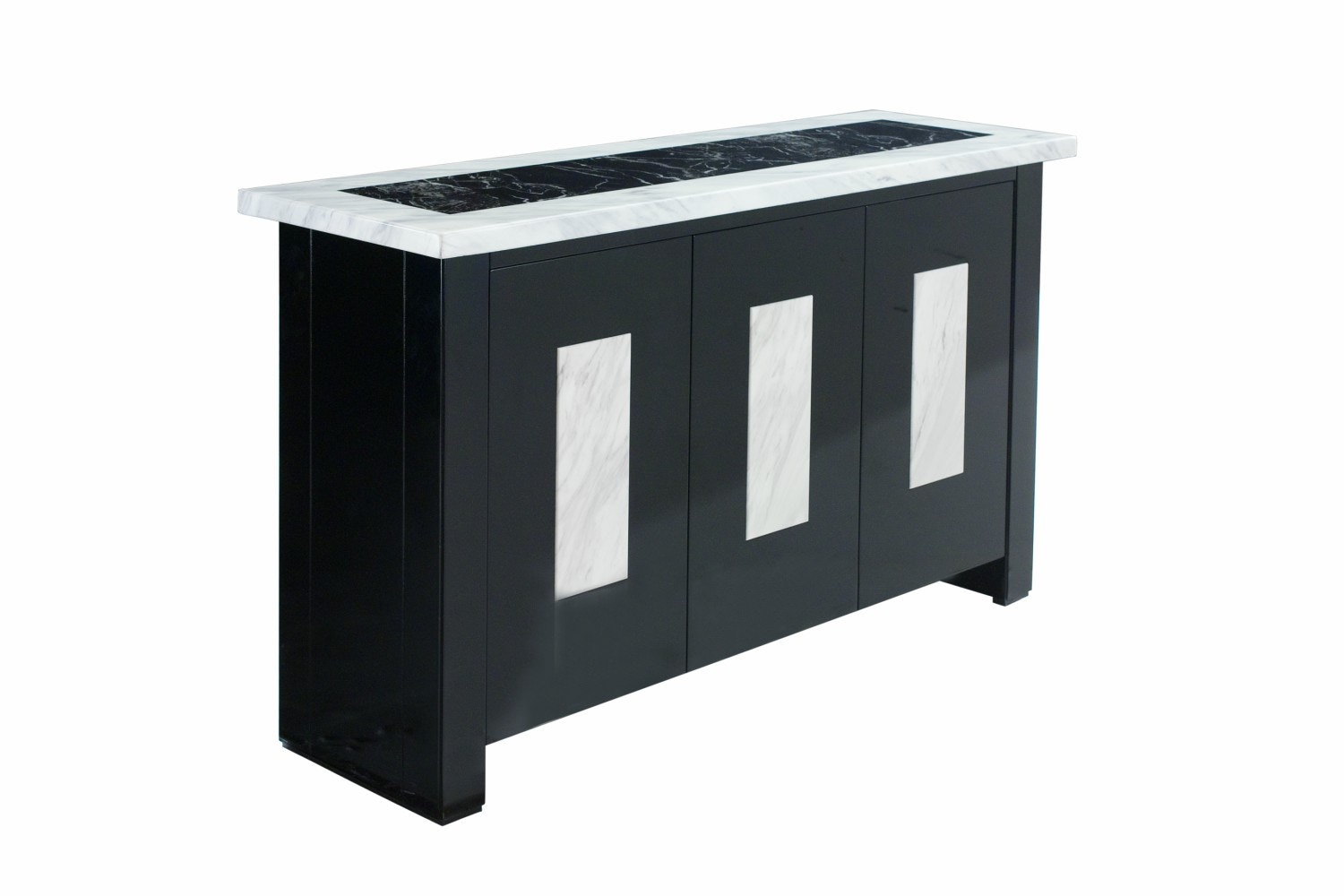 Strasbourg Sideboard | Black & White