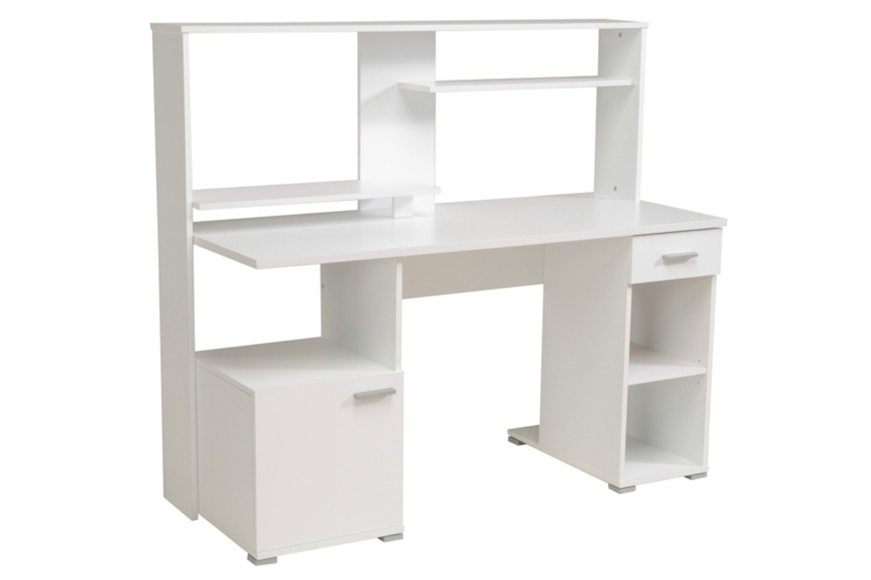 Twitt Study Desk | White