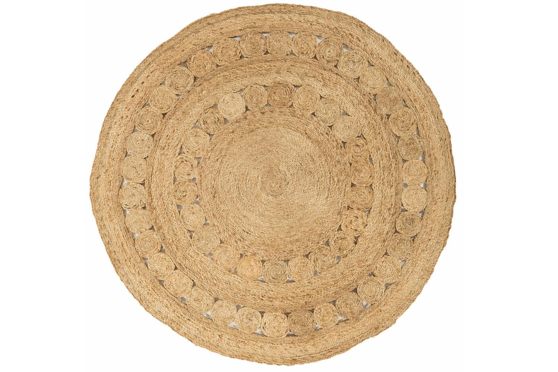 Zira Jute Cicle | 150X150cm
