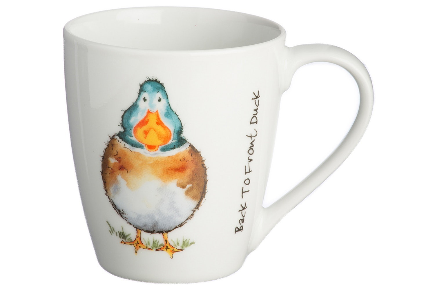 P&K Back To Front Duck Mug|350ml