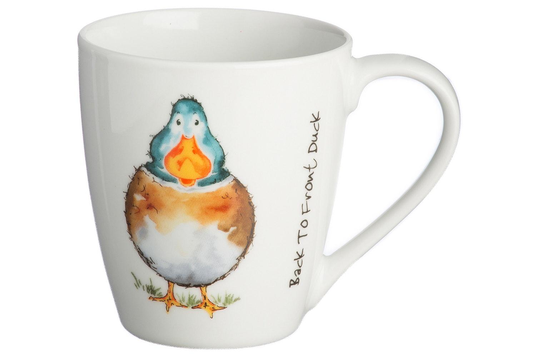 P&K Back To Front Duck Mug|350ml