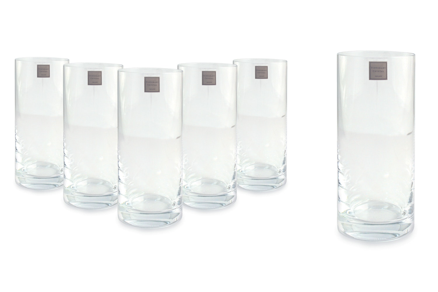 Connoisseur Water Glasses | Set of 6