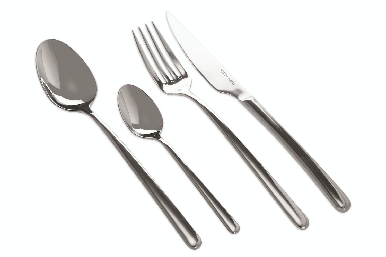 Platinum Cutlery Set| 24 Piece