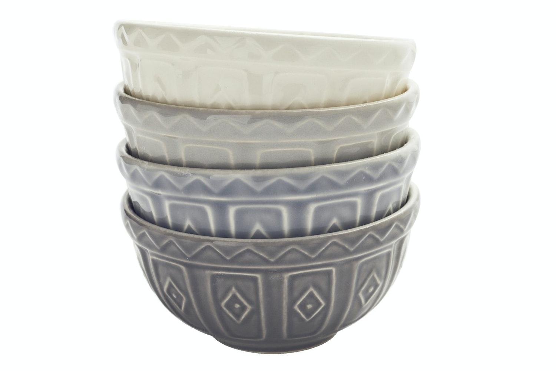 Mason Cash Cane Food Preparation Bowls | Set of 4