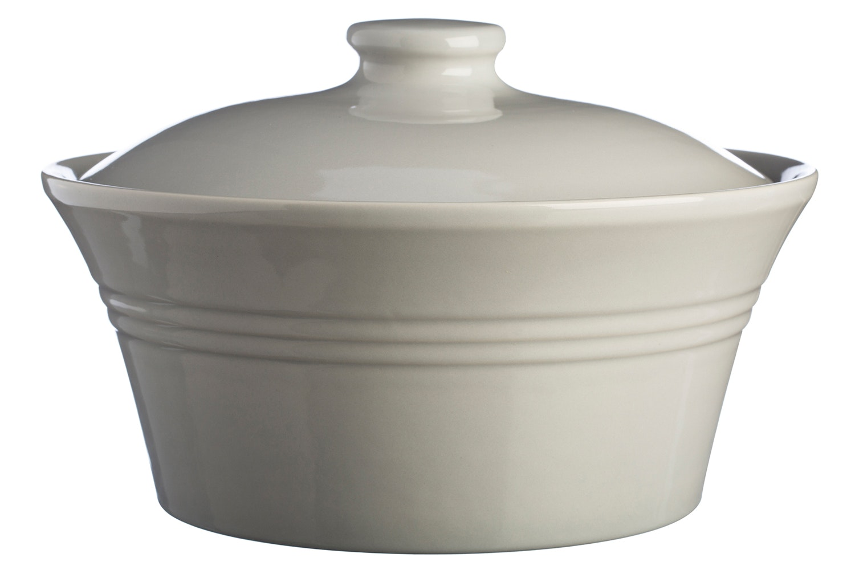 Mason Cash Classic Kitchen Grey Casserole|2.5Lt