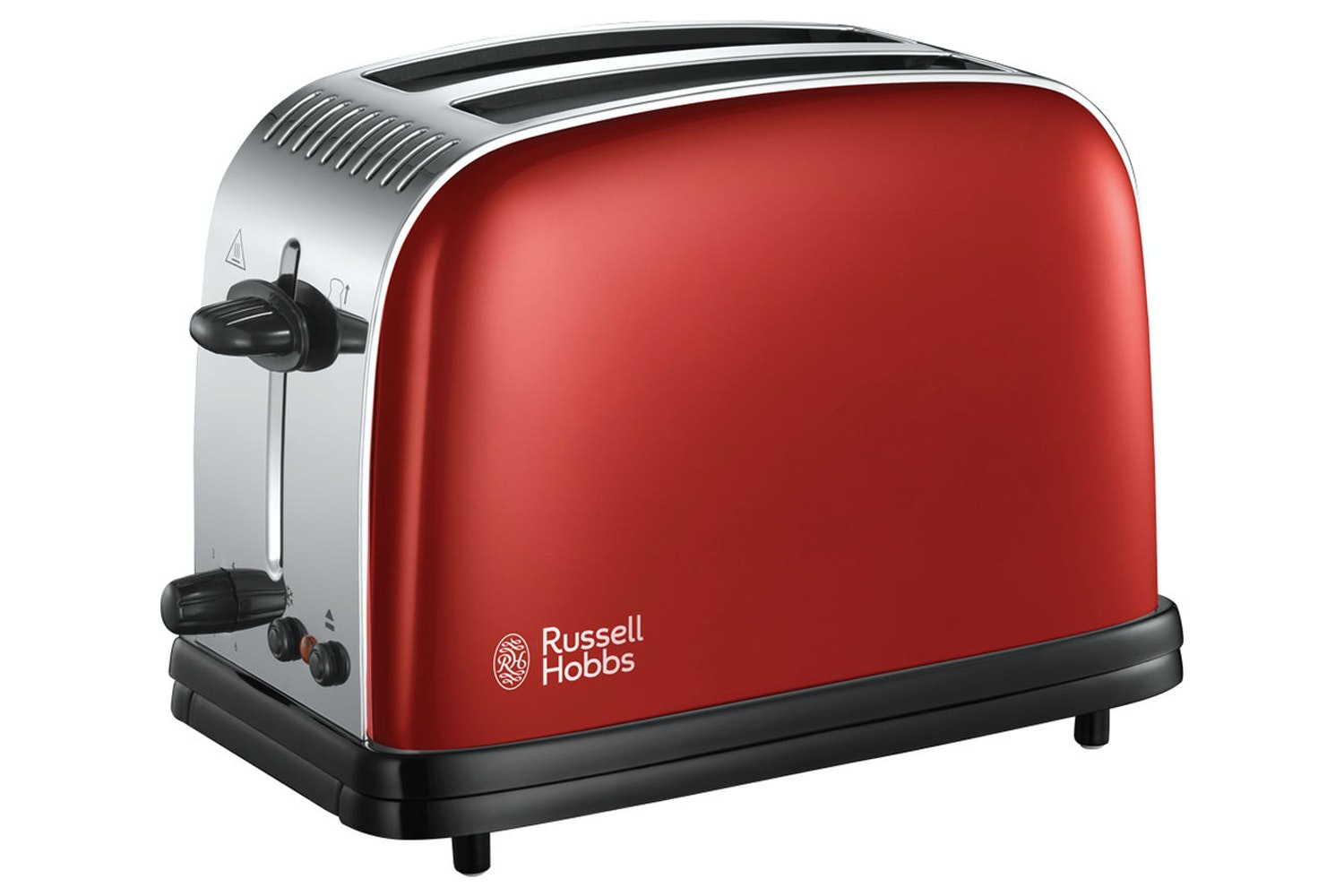 Russell Hobbs 2 Slice Toaster | Red