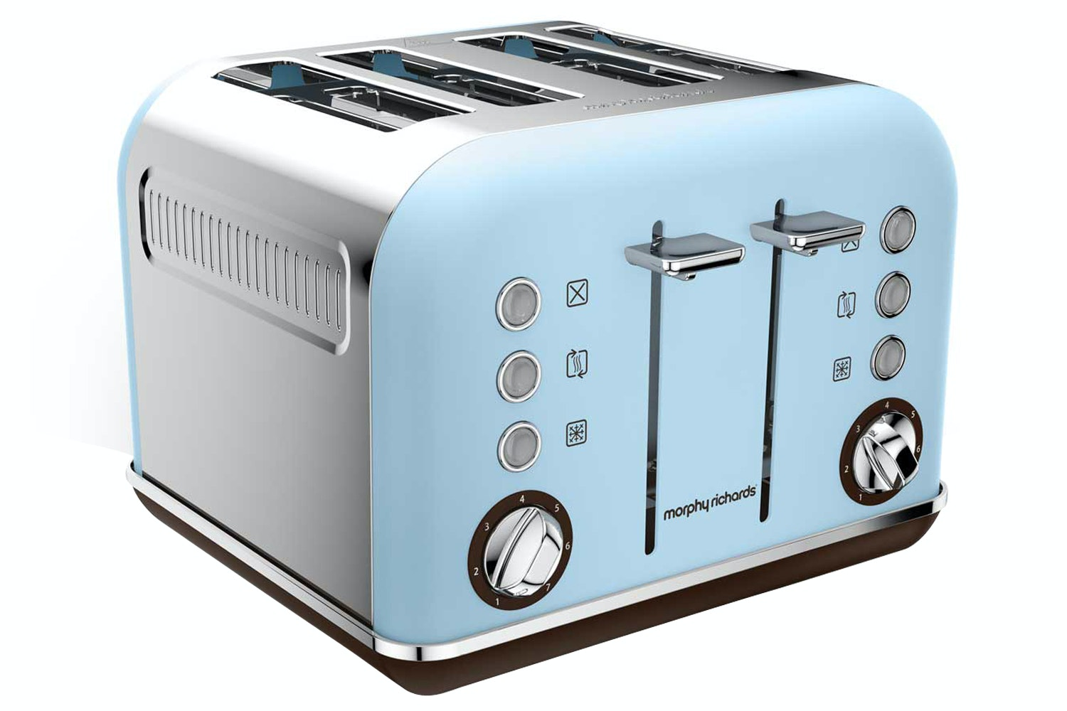 Morphy Richards Special Edition Accents 4 Slice Toaster
