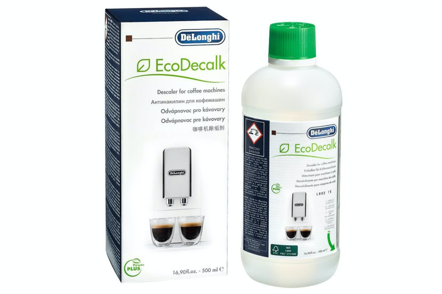 Delonghi Descaler Ecodecalk Solution