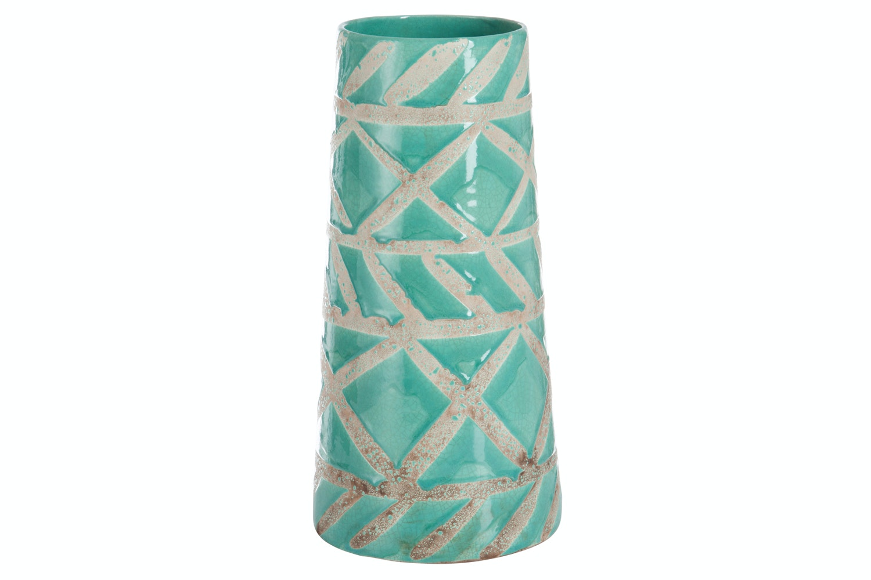 Mexico Vase Blue