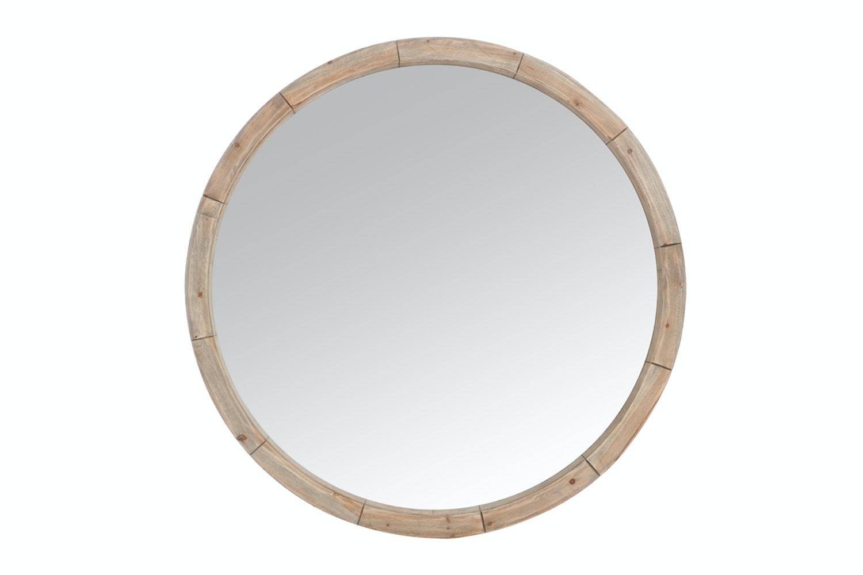 Wooden Mirror  | Medium