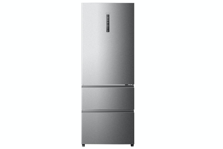 Haier 70cm Stainless Steel Fridge Freezer | A3FE742CMJ
