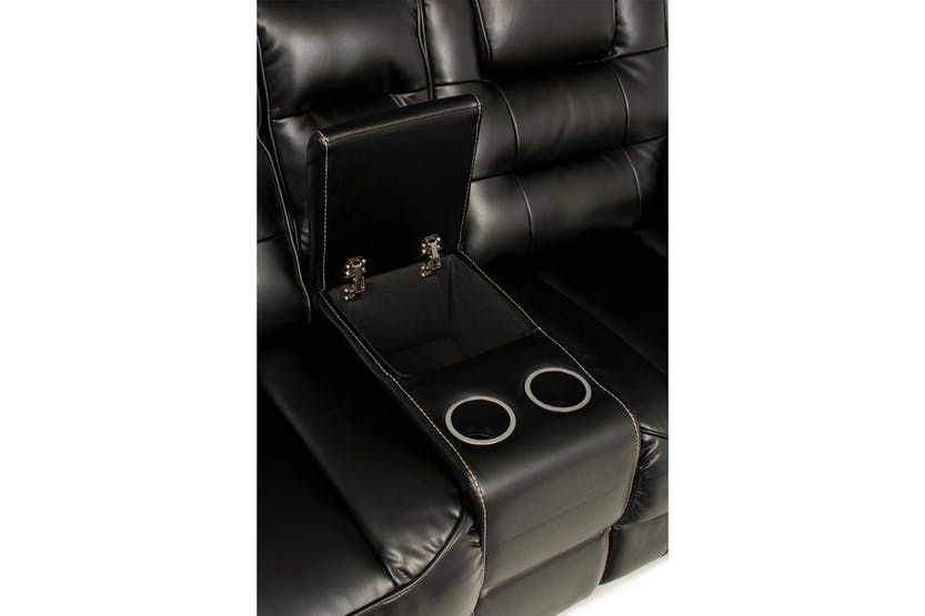 Baxter 2 Seater Recliner | Electric | Console