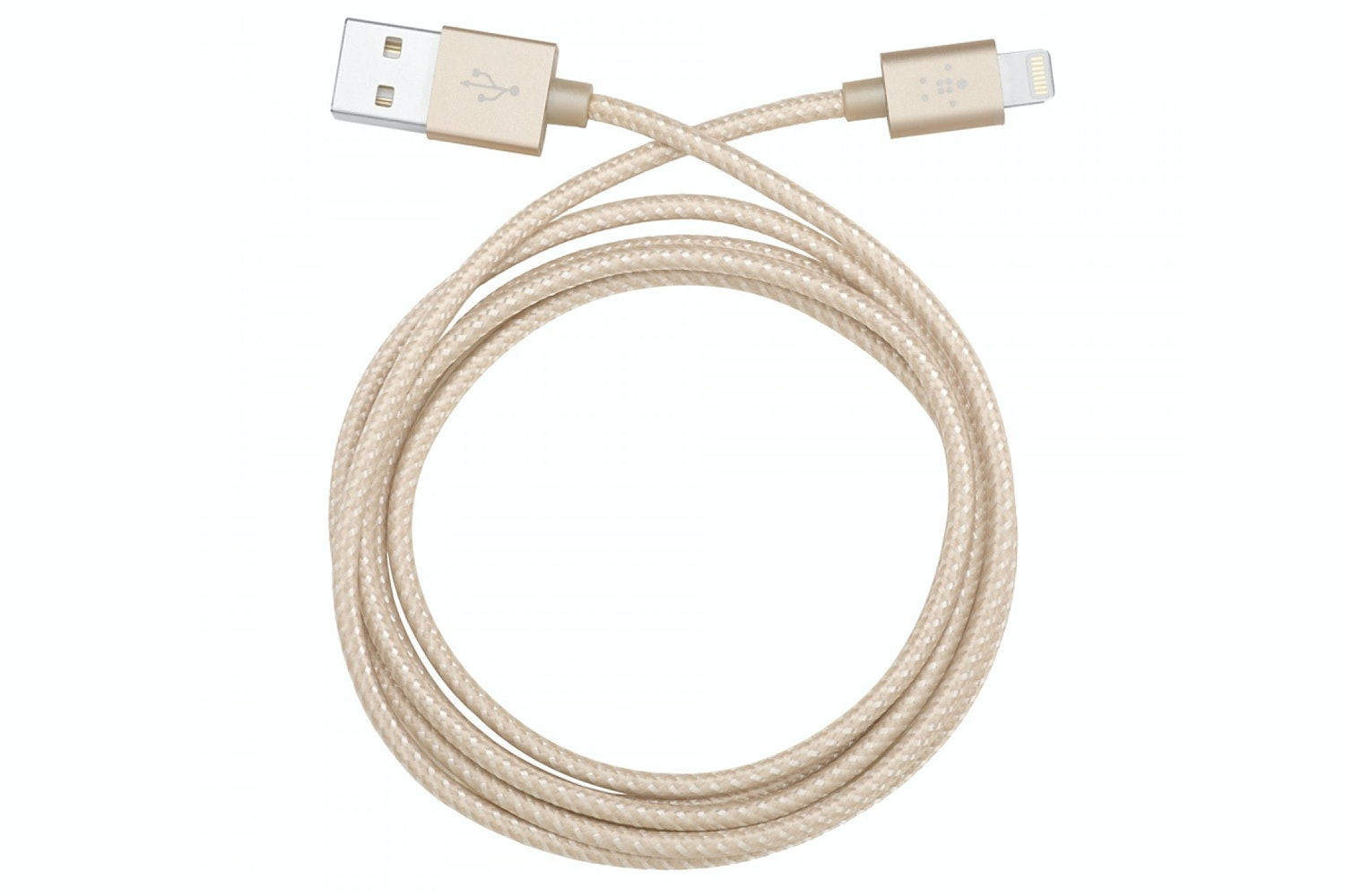 Belkin Metal Lightning Cable | Gold