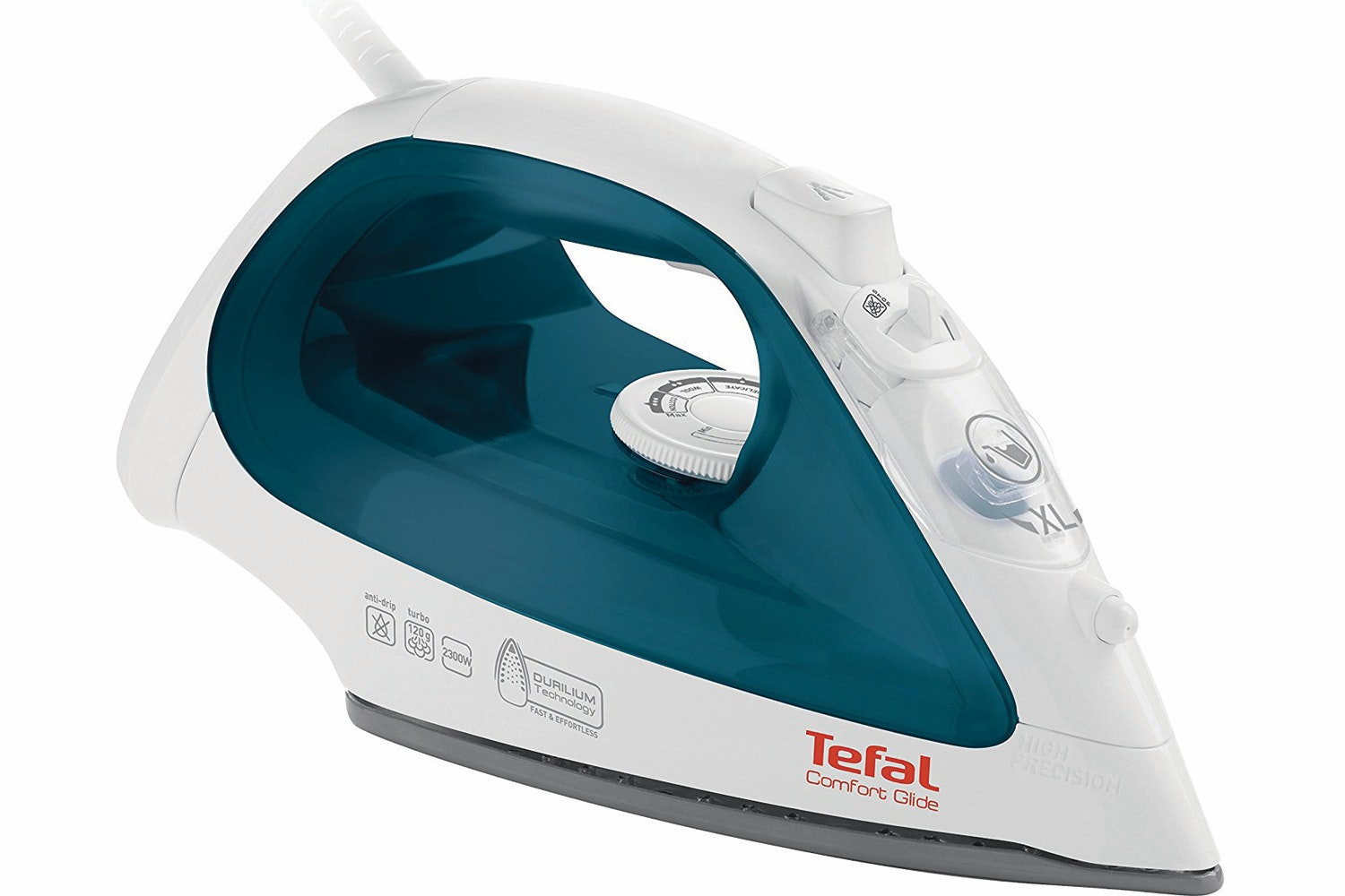 Tefal 2300W Comfort Glide Steam Iron | FV2650G0