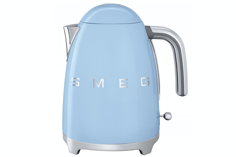 Smeg Retro Style Kettle | Pastel Blue