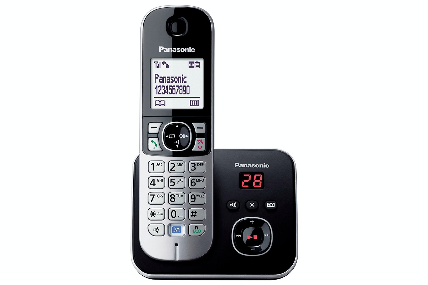 Panasonic 6821 Cordless Phone with Answering Machine