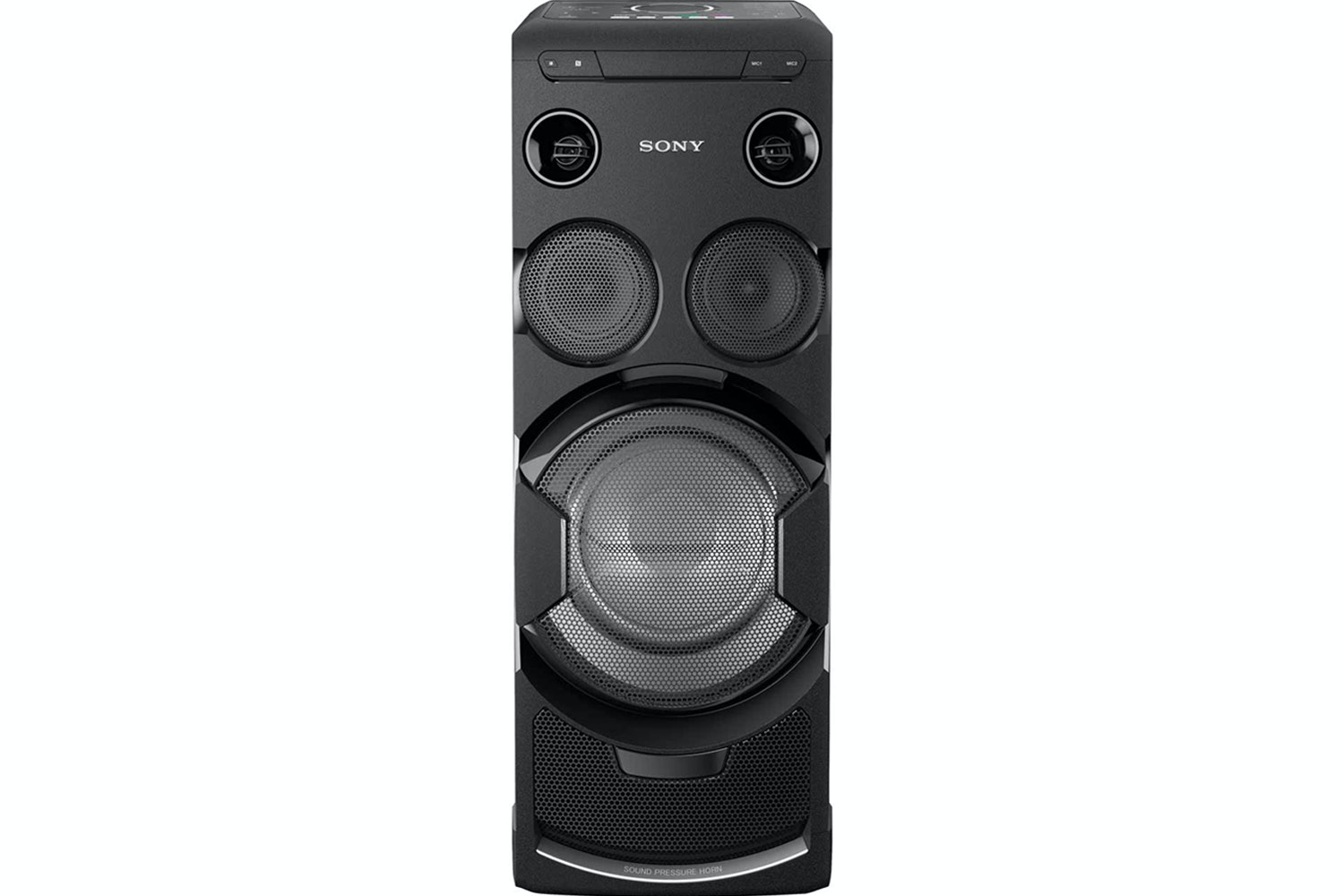 Sony High Power Home Audio System | Black