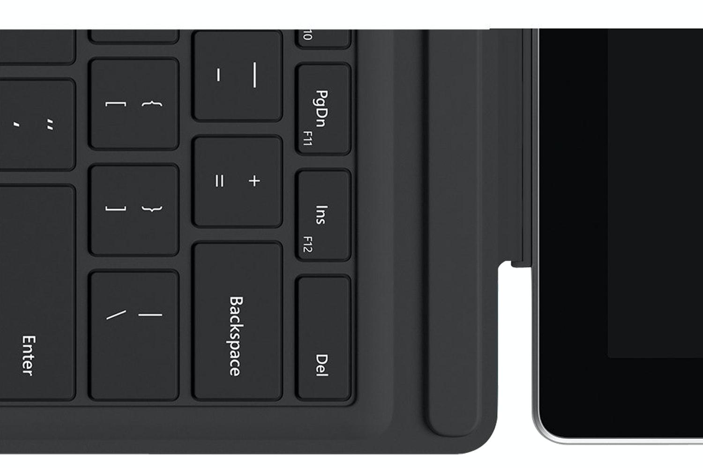 Surface Pro 4 Cover Fingerprint Reader