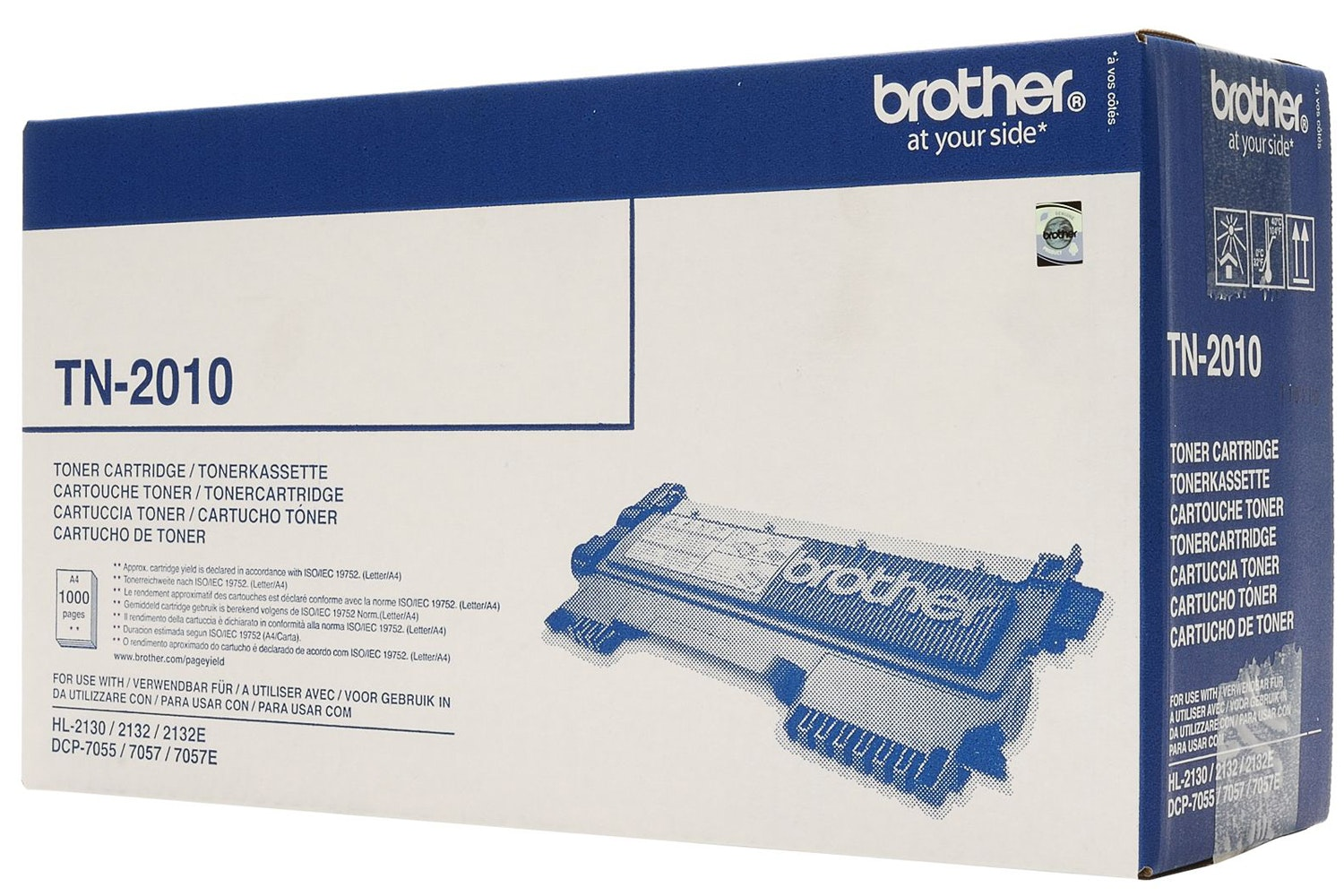 Brother TN2010 Black Laser Toner
