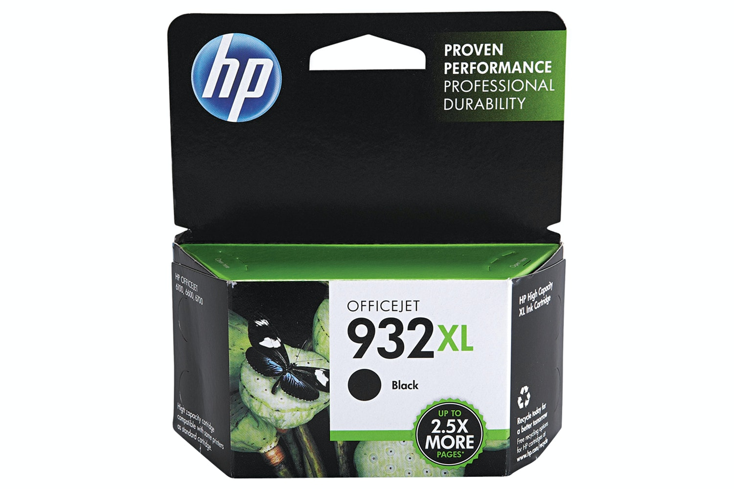 HP 932XL Black Ink