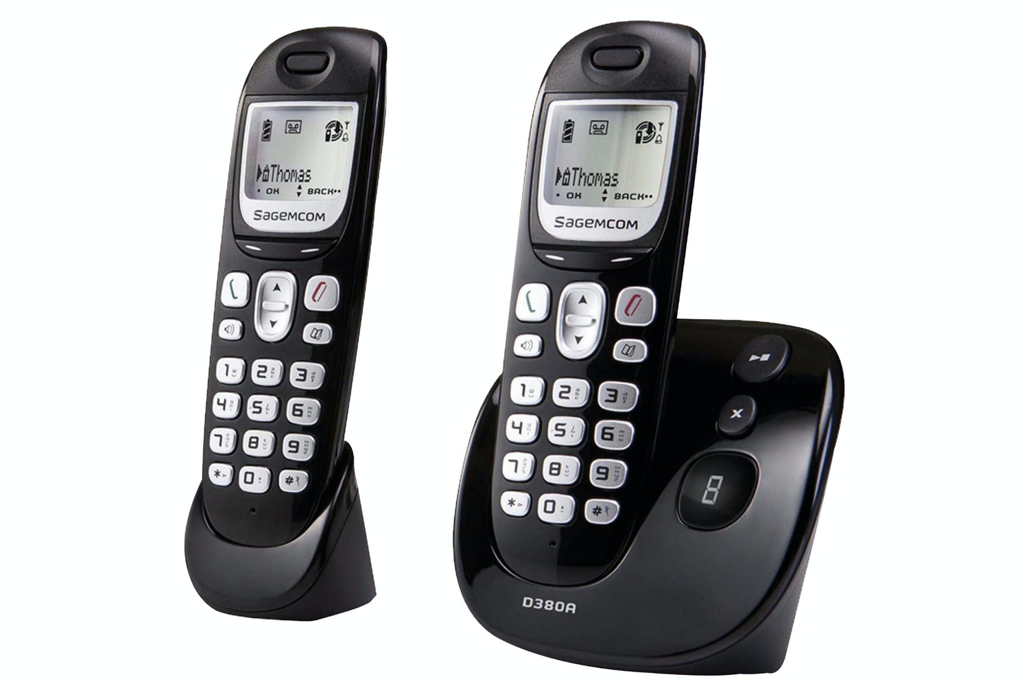 Eircom Home Phone with Answering Machine | Twin