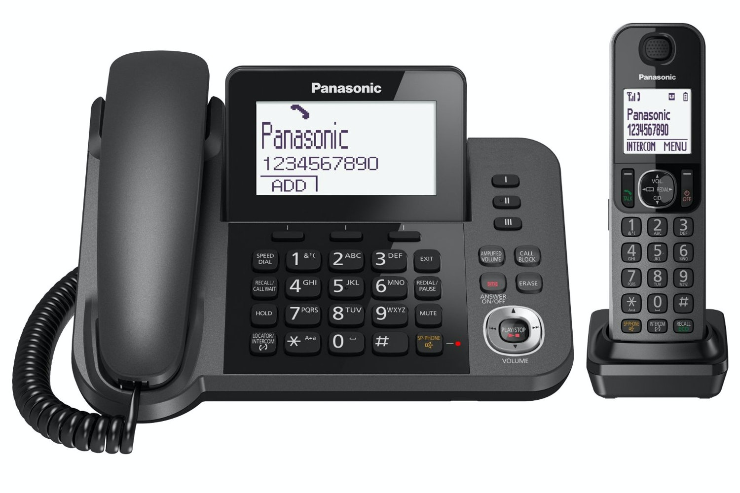 Panasonic 320 Desk & Cordless Phone