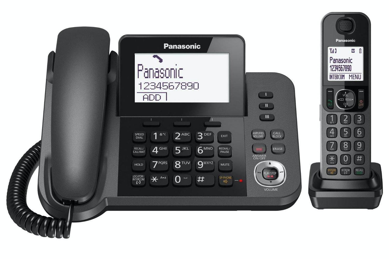 Panasonic 320 Desk & Cordless Phone