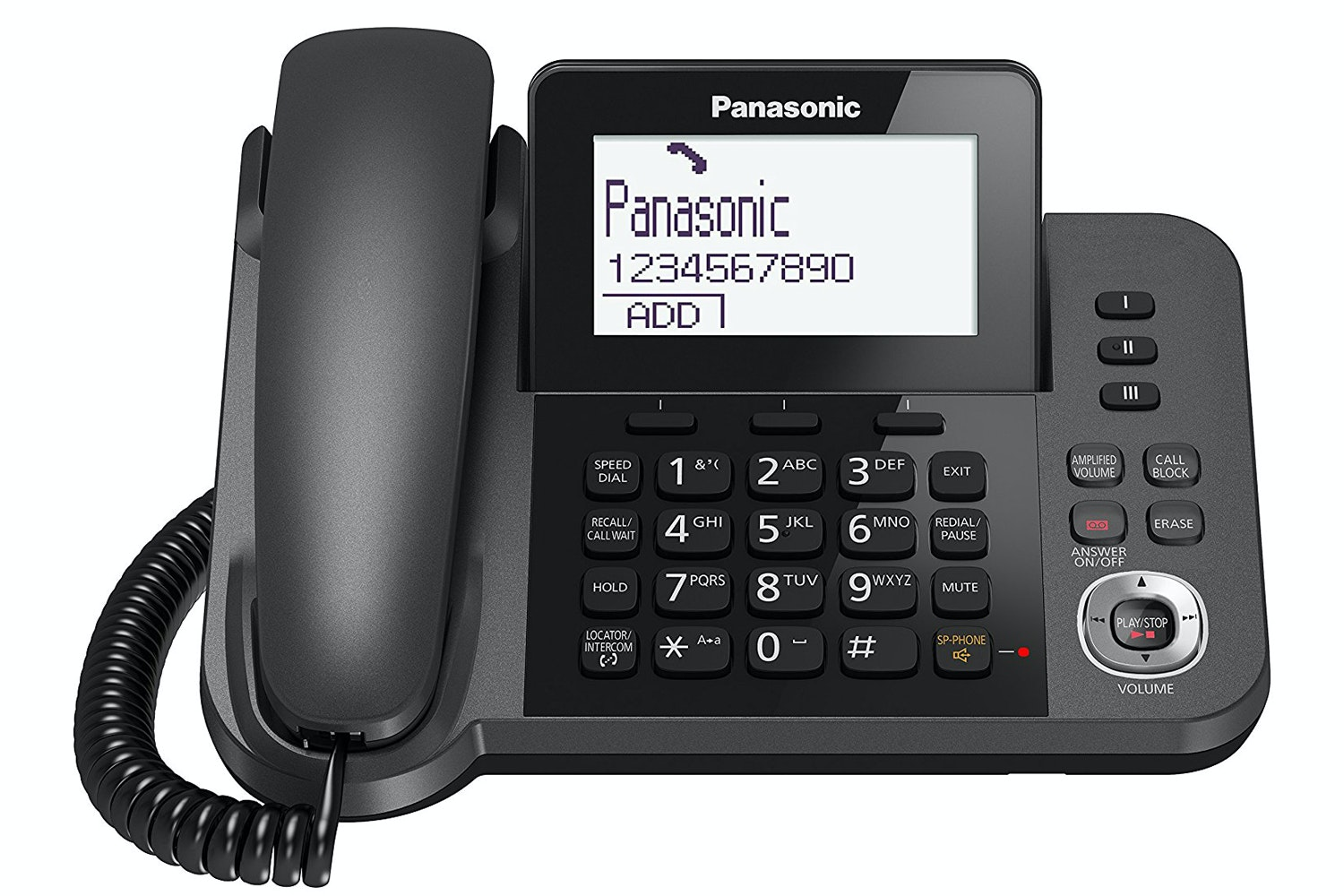 Panasonic 320 Desk Amp Cordless Phone Ireland