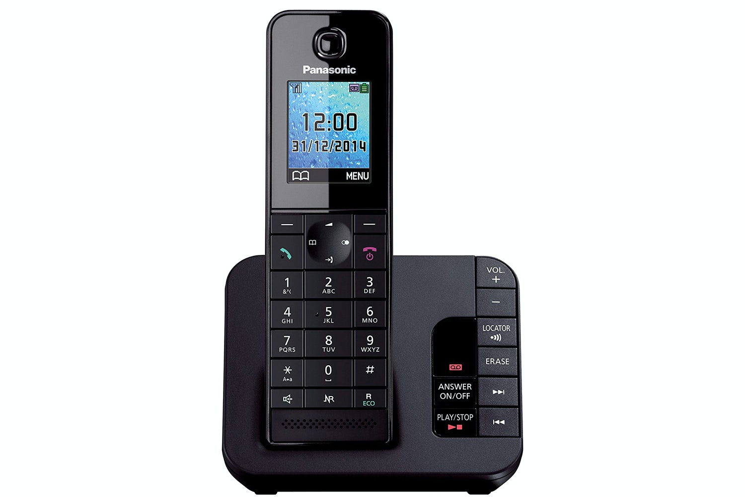 Panasonic Cordless Phone with Answering Machine | TAPH220