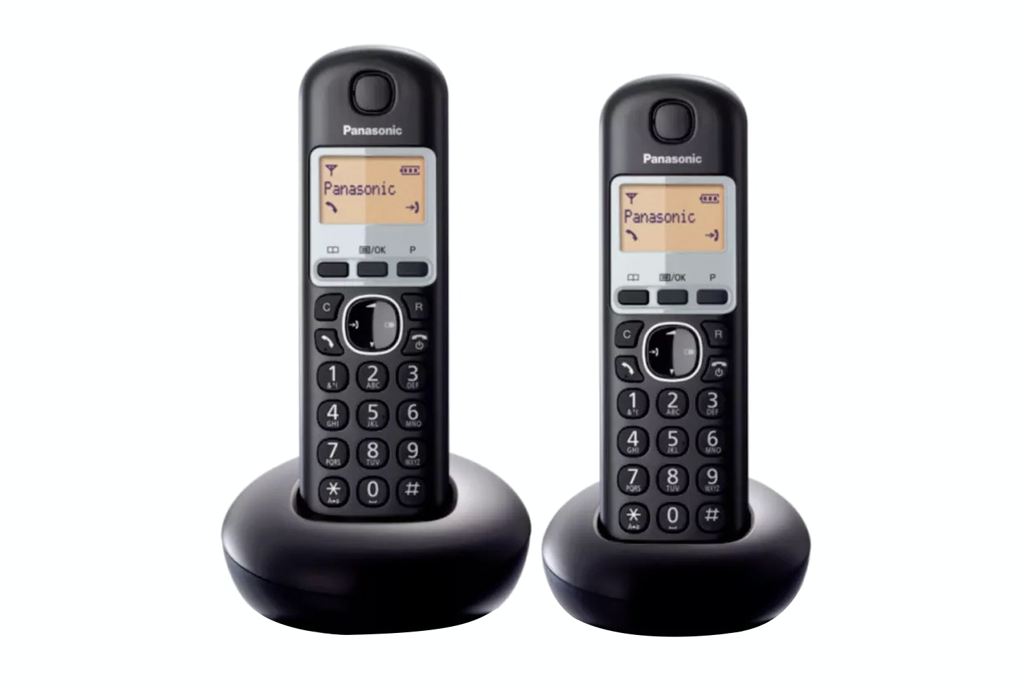 Panasonic Twin Cordless Home Phones