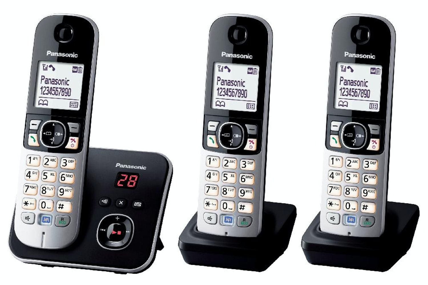 Panasonic 6813 Cordless Phone | Trio