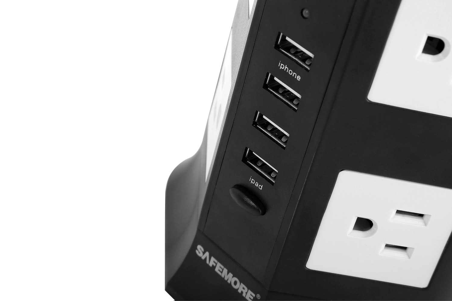 Homeline 4 USB & 6 AC Charging Tower