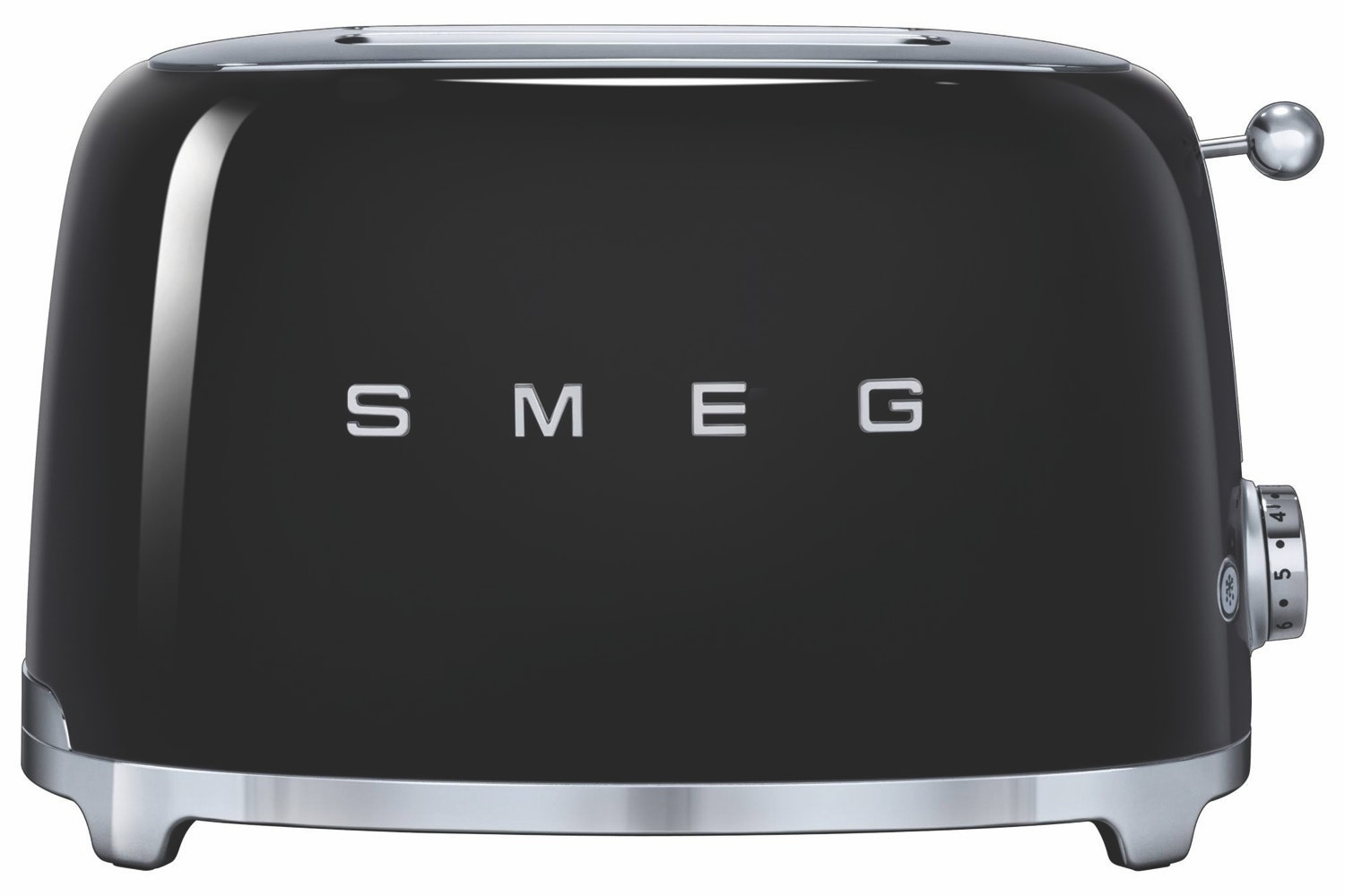 Smeg Retro 2 Slice Toaster | Black