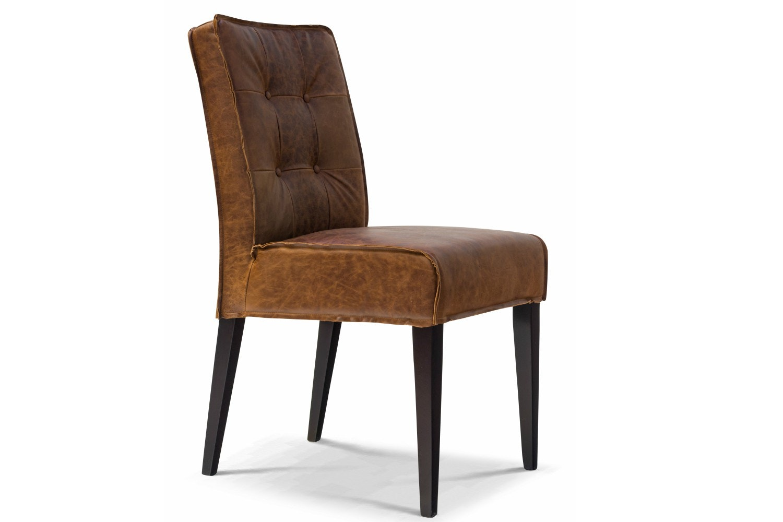 Berlin Dining Chair | Dark Leg