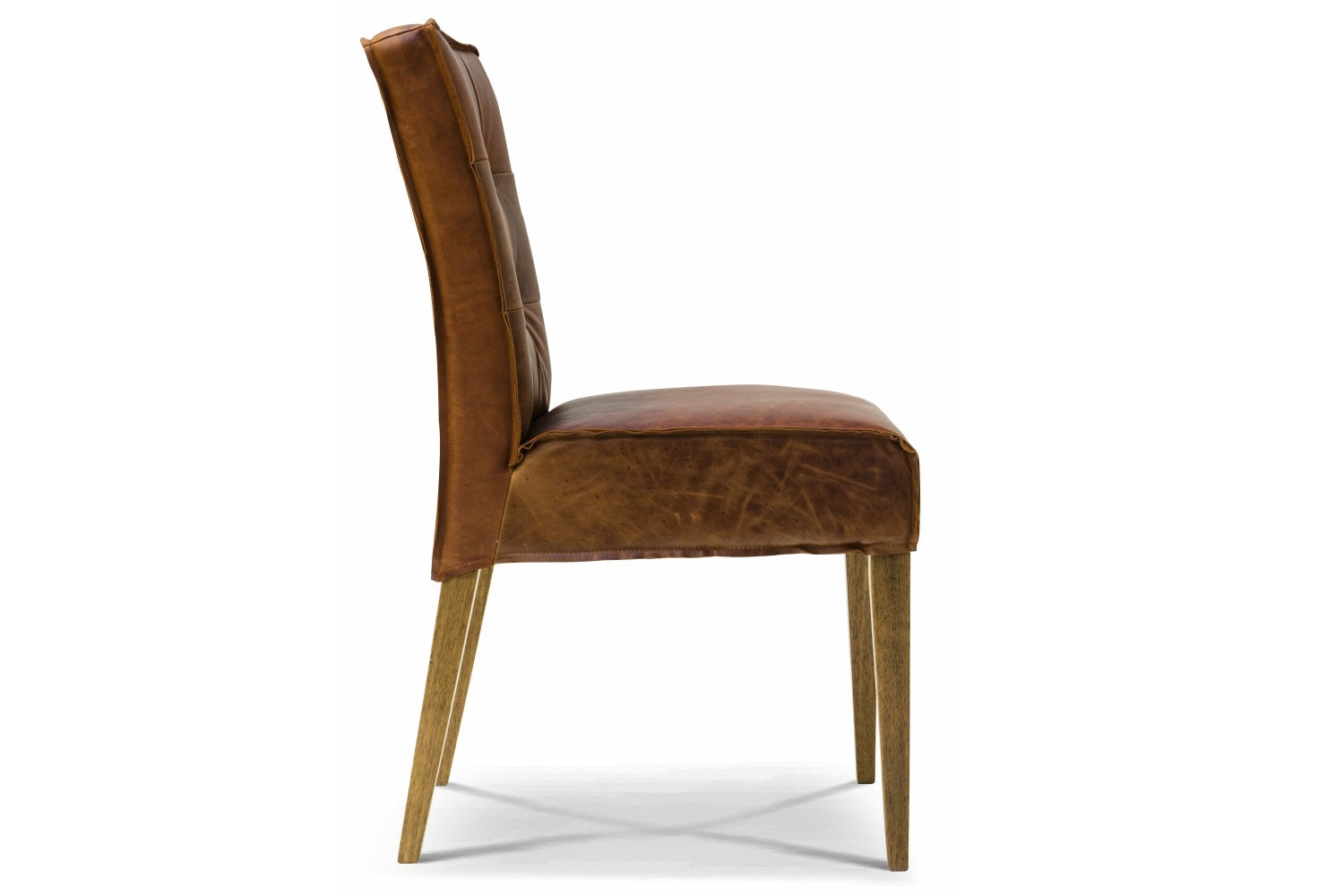Berlin Dining Chair | Light Leg