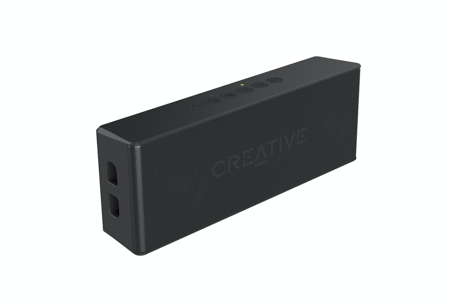Creative MUVO 2 Wireless Bluetooth Speaker | Black