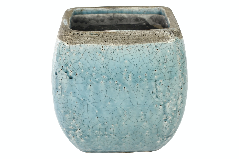 Tijn Pot Light Blue