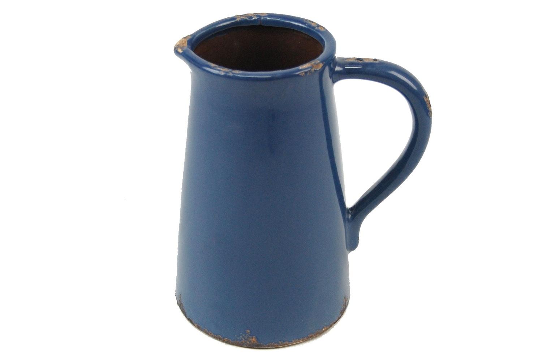 Ceramic Jug Blue