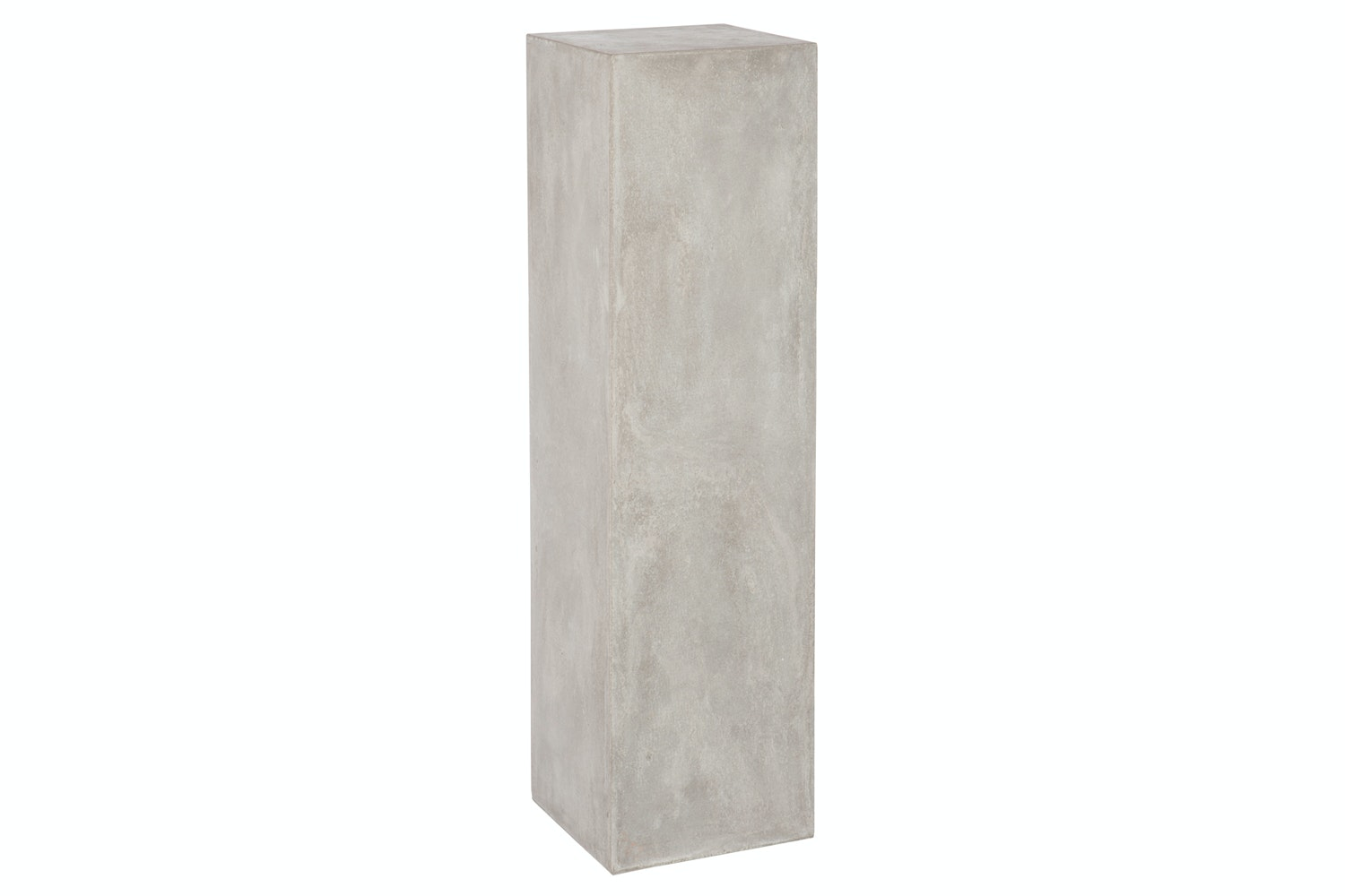 Rectangular Pillar | Grey | Large
