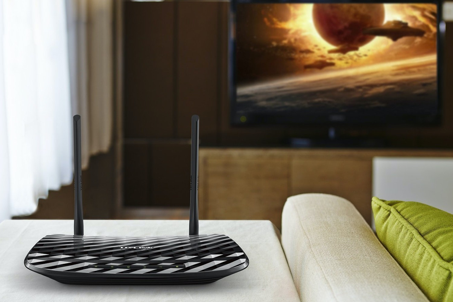 TP-Link AC750 Dual Band Gigabit Router