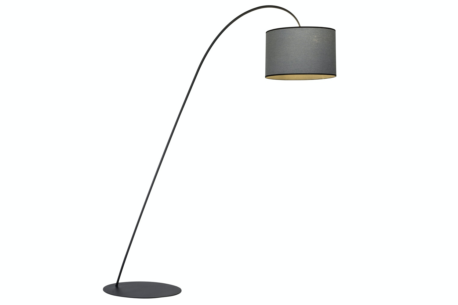 Giraffe Grey Floor Lamp