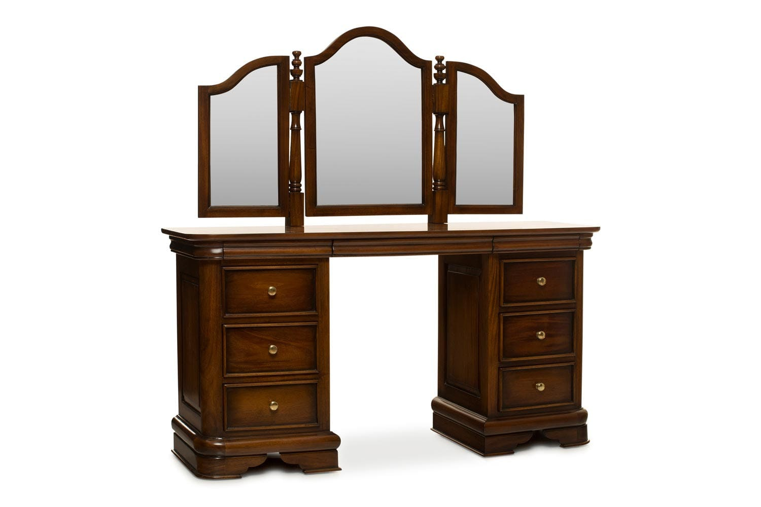 Barouge Dressing Table | 9 Drawer