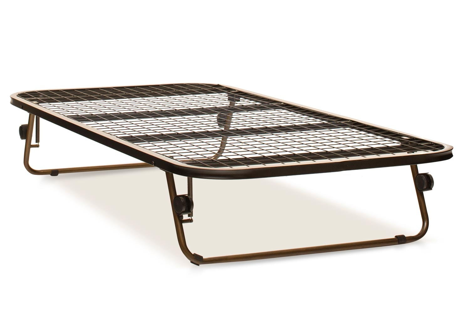 Isaac Trundle Bed | Bronze