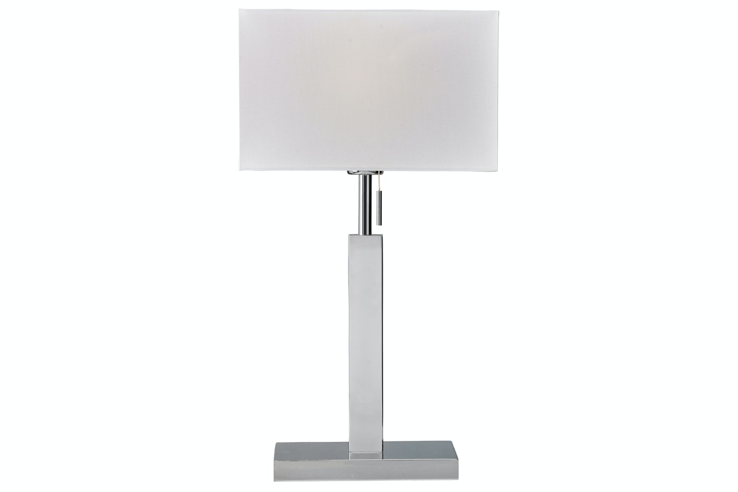Brooke Table Lamp With White Shade