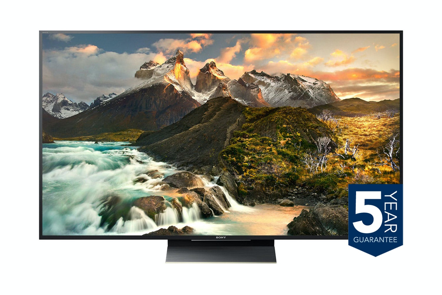 "Sony Bravia 65"" 4K LED TV 