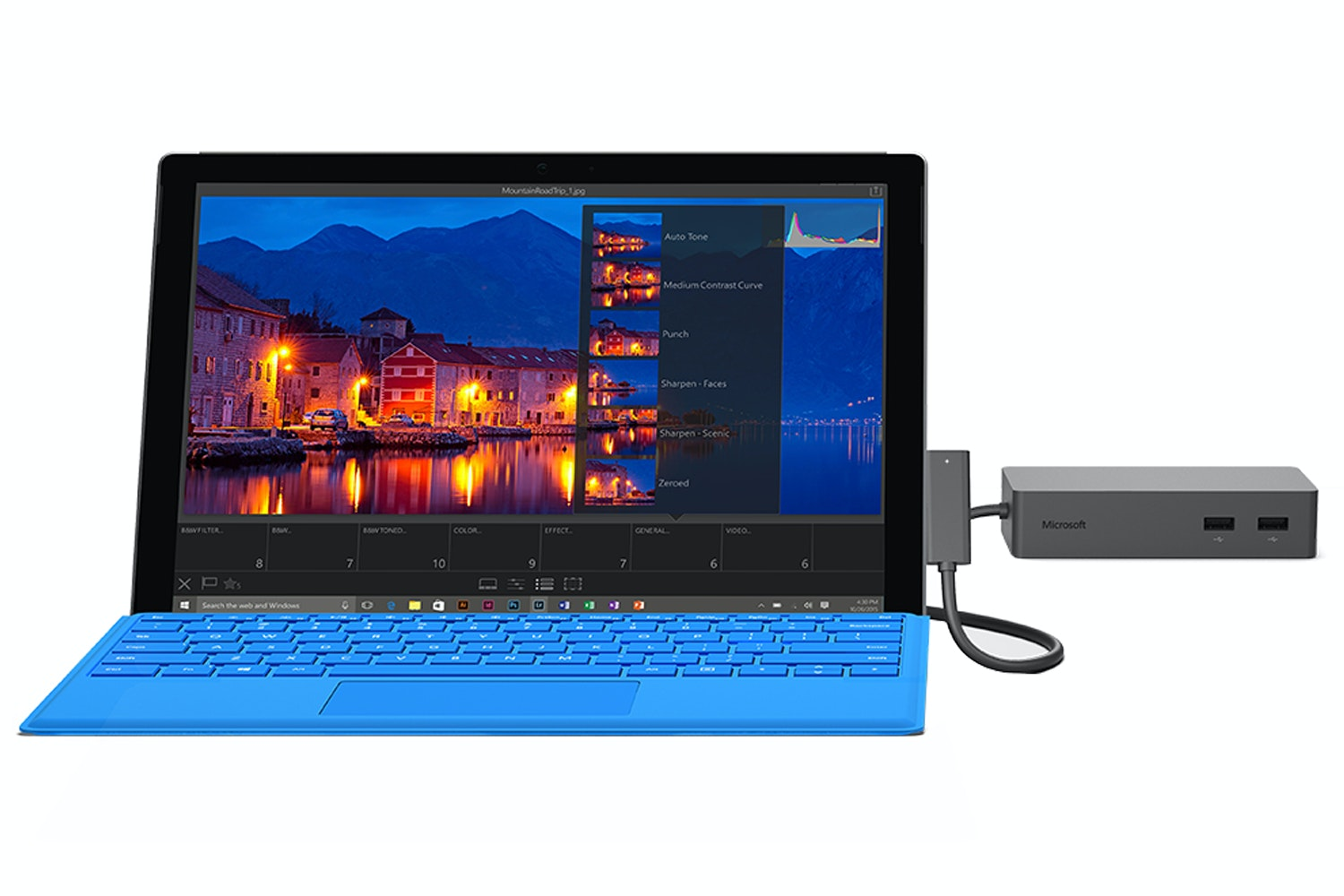 Microsoft Surface Pro 3/4 DockIng Station